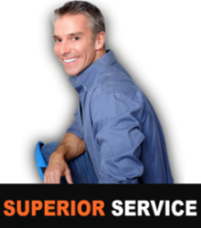 We Deliver Superior Service
