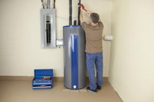 Our Plumbing Team Does Water Heater Installation