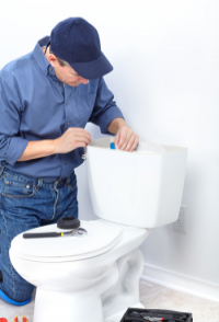 A Cypress Pro Does Bathroom Repairs