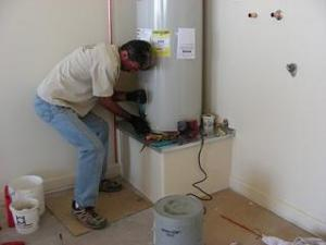 Our Water Heater Repair Team in Cypress Installs New Water Heaters